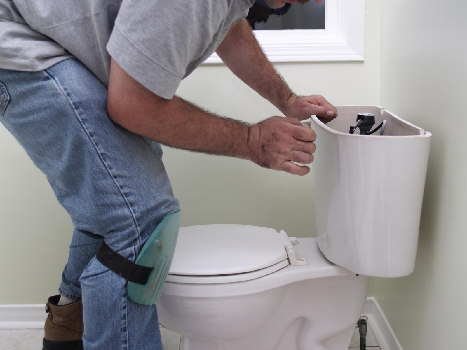 Dépannage de WC