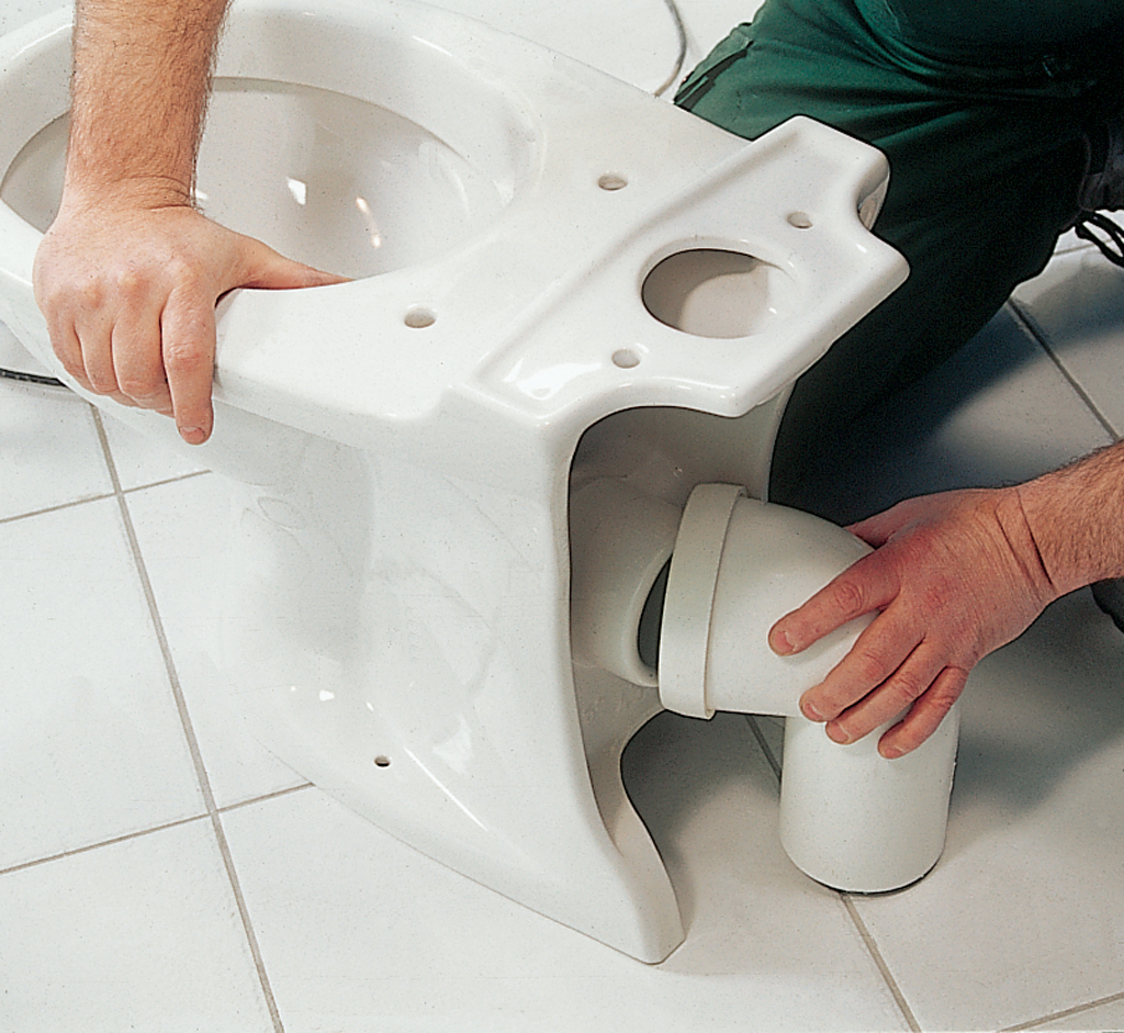 Installation de WC
